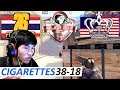 CigaretteS 38-18 POV / JYP vs 7642 / Mirage / PGL Asia Minor SEA Qualifier