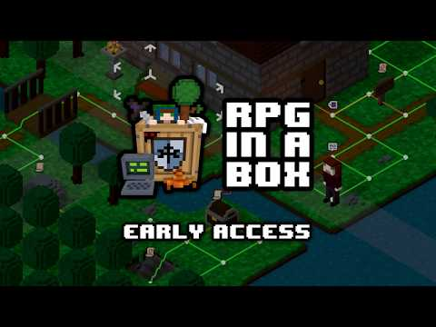 RPG In A Box - Early Access Launch Trailer