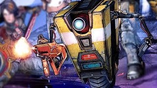 Borderlands The Pre Sequel Gameplay Walkthrough - CLAPTRAP MAX SKILLS - True Vault Hunter!! (1080p)