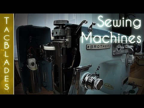 How to buy a Sewing Machine : Wild Camping