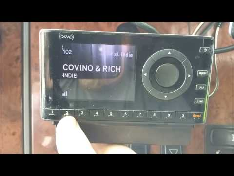How to install your Sirius Xm radio in your Semi,car,or truc