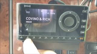 How to install your Sirius Xm radio in your Semi,car,or truck