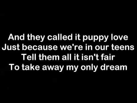 Eddie Peregrina-Puppy Love (Lyrics.Mp3)