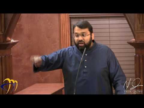 Khutbah: Medina Bombing Incident ~ Shaykh Dr Yasir Qadhi