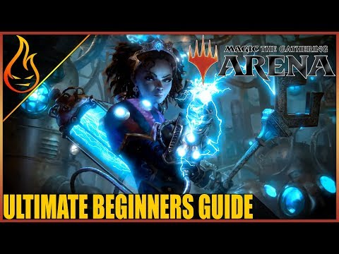 Magic The Gathering Arena Ultimate Beginners Guide With Tips And Tricks