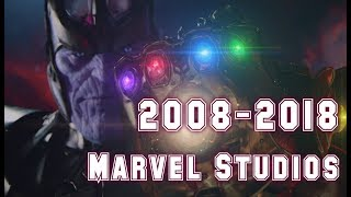 Marvel Studios 2008 2018