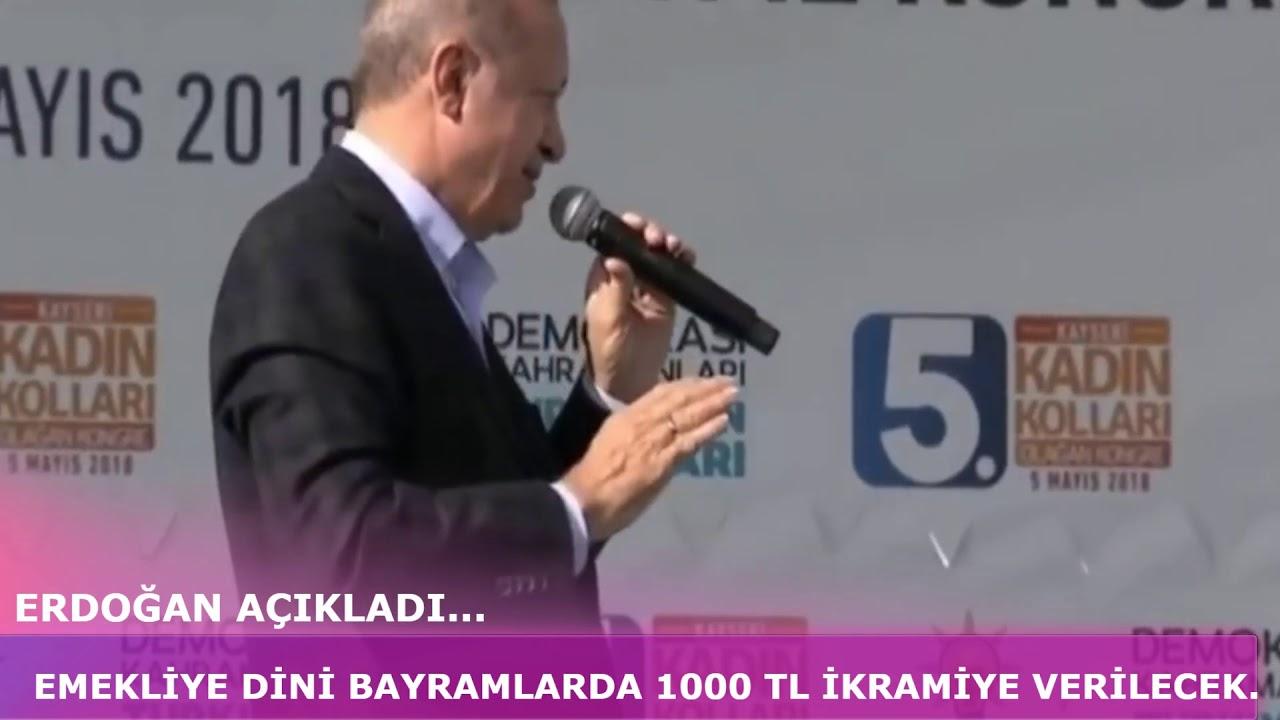 erdoğan emeklilere ikramiye ile ilgili görsel sonucu