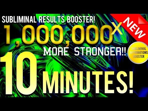 🎧-subliminal-results-booster!-get-results-in-10-minutes!-1,000,000x-more-stronger!-😱!