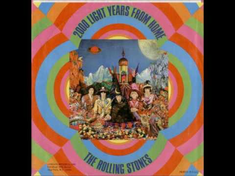 ROLLING STONES *2000 Light Years from Home 1967  HQ