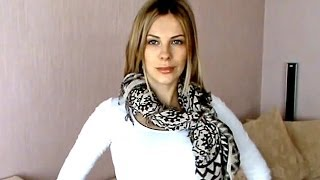 Как красиво завязать шарф. Способы завязывания шарфа.(Данное видео размещено на основании лицензии Creative Commons -- Attribution (разрешено повторное использование). Как..., 2014-01-23T19:27:41.000Z)