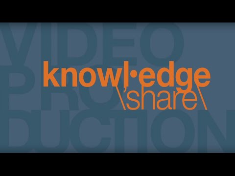 Knowledge Share - Director of Photography ft. Wilwayco