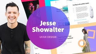 UI UX Design With Jesse Showalter 1 Of 3