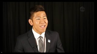 Andrew Lum on what he learned as a college athlete