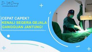 OBSESI #JessicaIskandar #RichardKyle Jessica Iskandar divonis mengidap penyakit takikardia. Jedar pu.