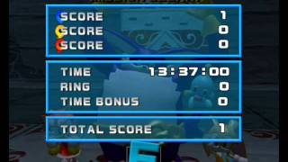 All score comments [redone] - Sonic Heroes
