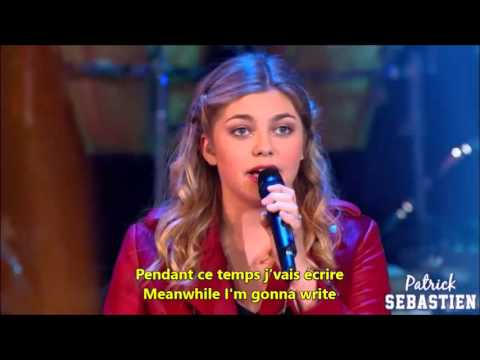 Louane Avenir English & French Lyrics Paroles Translation Learn French with Songs