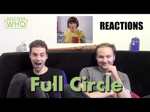 """Doctor Who Classic """"Full Circle"""" (1980) REACTIONS"""