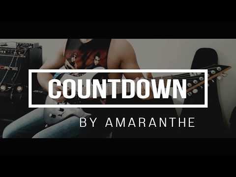 Amaranthe - Countdown (Guitar Cover)
