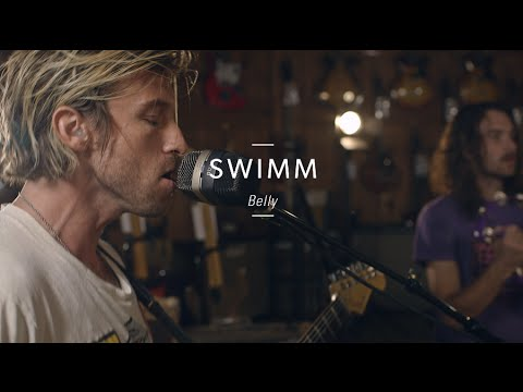 """Swimm """"Belly"""" At Guitar Center"""