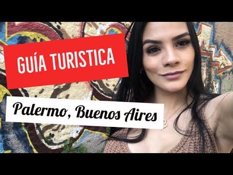 PALERMO | EL LUGAR MÁS TURÍSTICO DE BUENOS AIRES | GUÍA TURÍSTICA | Kattys_