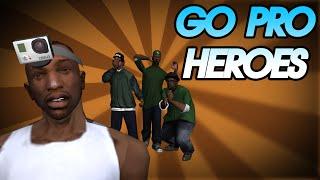 Домашнее видео или GO pro heroes | Сидоджи Шоу