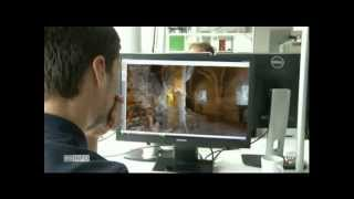 Pix4D on Swiss Television RTS1 News (french)