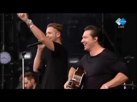 OneRepublic - Good Life (Pinkpop)