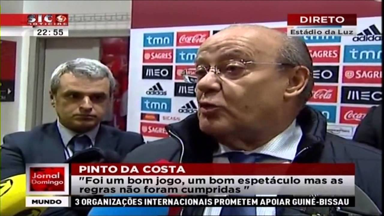 Resultado Benfica: Fail No Resultado Do Benfica Vs FC Porto No Site Da Liga