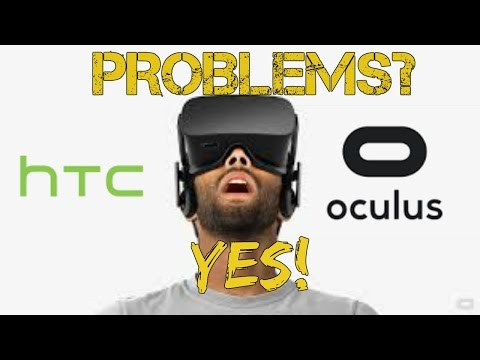 the major flaws and problems in virtual reality and is there still hope
