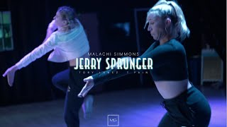Jerry Sprunger - Tory Lanez & Tpain Official Choreography | Choreography by Malachi Simmons