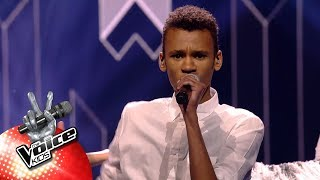 Kyle - 'What Lovers Do' | Halve Finale | The Voice Kids | VTM