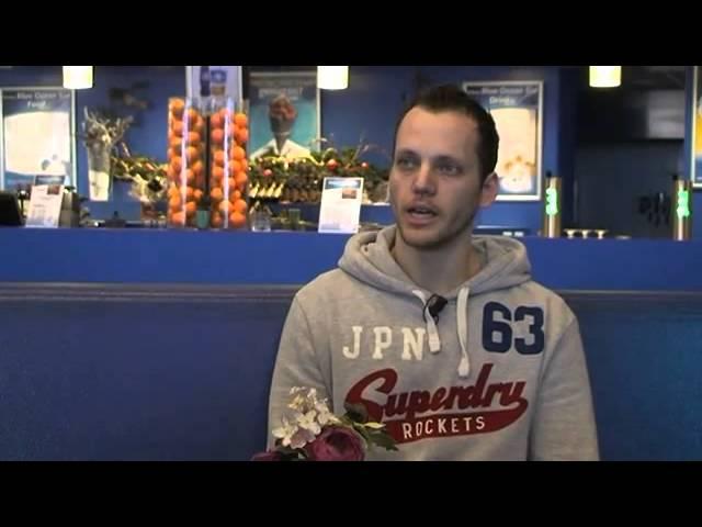 Jeroen Wanrooij 's Taekwondo Goal Rio 2016 interview
