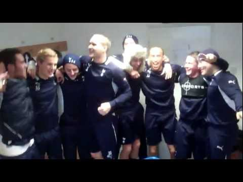 Stand By Me Sung By Tottenham Hotspur