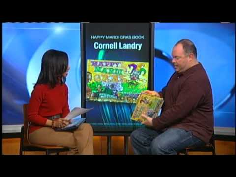 New Book Teaches Children About The History Of Mardi Gras