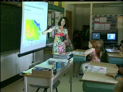 Weather School: Campus View Elementary