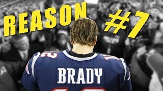 7 Fair Reasons to Hate the Patriots: #7