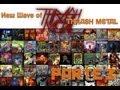[PARTE 3] La Nueva Oleada de Thrash Metal (más bandas old school y recientes)