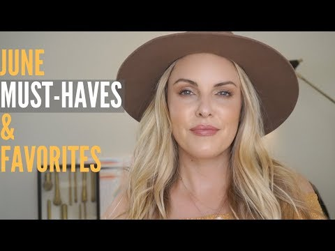 JUNE MUST-HAVES & FAVORITES || Lifestyle & Beauty thumbnail