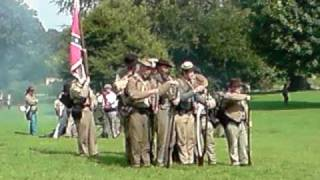 The American Civil War comes to the UK (Doncaster South Yorkshire)
