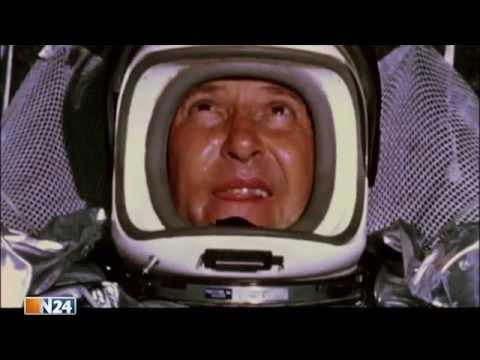 Geschichte der Raumfahrt: Das Mercury Programm in HD