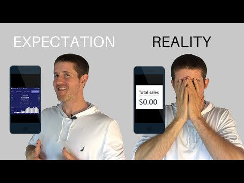 Dropshipping With Shopify.  Reality VS Expectations thumbnail