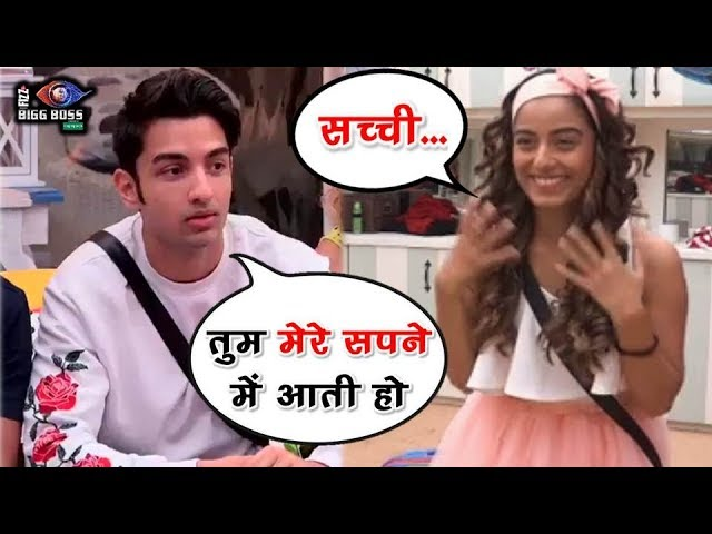 Bigg Boss 12 : Rohit Openly Expressed his Feelings to Srishty Rode !!