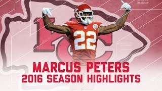 Marcus Peters Best Highlights from the 2016 Season | NFL