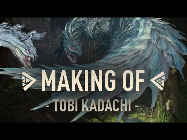 Making Of #3 - Tobi Kadachi