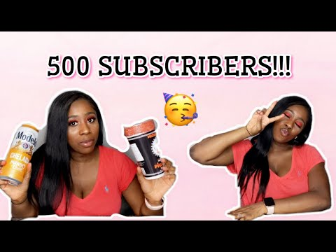 CELEBRATING 500 SUBSCRIBERS GET TO KNOW ME