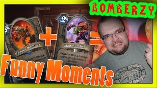 Hearthstone - Funny Moments: BOMBERZY! (darmowe gry, PL)