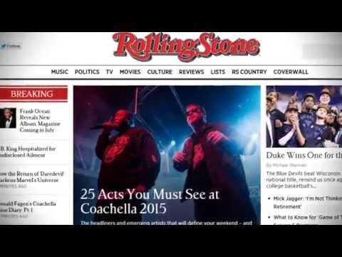 Rolling Stone and Columbia Journalism Review: As it happened