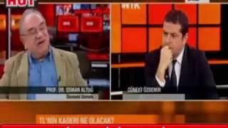 Osman Altuğ: Türkiye'de uygulanan Ekonomi.Üç Kahıt Ekonomisi.