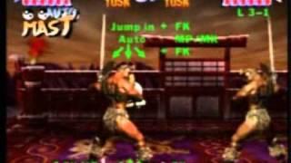 Killer Instinct Gold - Tusk's Training