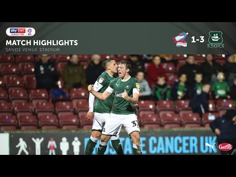 Scunthorpe Plymouth Goals And Highlights